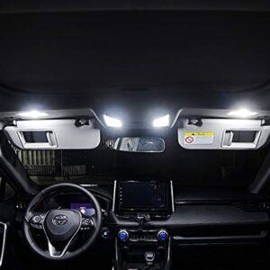 10pcs-RAV4-Interior-LED-Lights-Kit-Super-Bright-LED-Map-Dome-Light-Bulbs-for-2016-2020-Toyota-RAV4-all-models-0-2