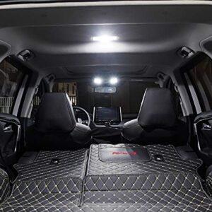 10pcs-RAV4-Interior-LED-Lights-Kit-Super-Bright-LED-Map-Dome-Light-Bulbs-for-2016-2020-Toyota-RAV4-all-models-0-3