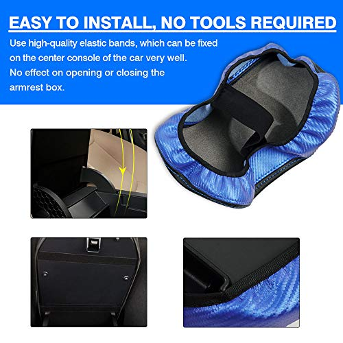 Autorder-Armrest-Box-Cover-for-2019-Toyota-RAV4-2020-2021-Center-Console-Pad-Waterproof-Anti-Scratch-Leather-Protector-Covers-0-4