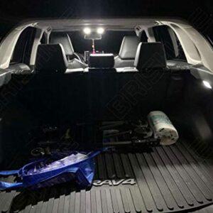 BRISHINE-White-Interior-LED-Lights-Kit-for-Toyota-RAV4-2016-2017-2018-2019-2020-Super-Bright-6000K-Interior-LED-Light-Bulbs-Package-License-Plate-Lights-and-Install-Tool-0-5