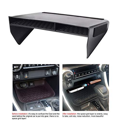 CALIDAKA-Center-Console-Organizer-for-Toyo-ta-RAV4-2019-2020-Center-Console-Organizer-Tray-RAV4-Accessories-Double-Layers-Non-Slip-Center-Console-Tray-Gear-Shift-Storage-Box-Insert-Rav4-0-5