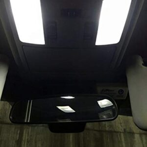D15-Lighting-LED-Interior-Light-Kit-for-Toyota-Rav4-2006-2020-6000k-White-Map-Dome-Visor-Cargo-Bulbs-3014-SMD-9-Pieces-0-1