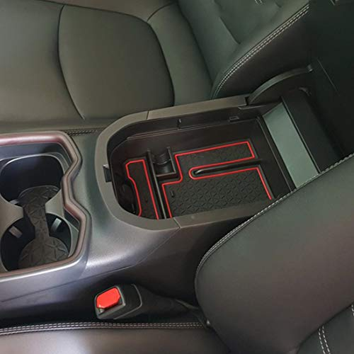 EDBETOS-Center-Console-Organizer-Tray-Compatible-with-Toyota-RAV4-2019-2020-2021-Accessories-Armrest-Secondary-Storage-Box-0-3