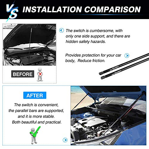 Powerty-Hood-Extended-Lift-Support-Gas-Spring-Hydraulic-Rod-Strut-Rod-for-Toyota-RAV4-XA50-2019-2020-2PC-Set-Updated-Version-0-2