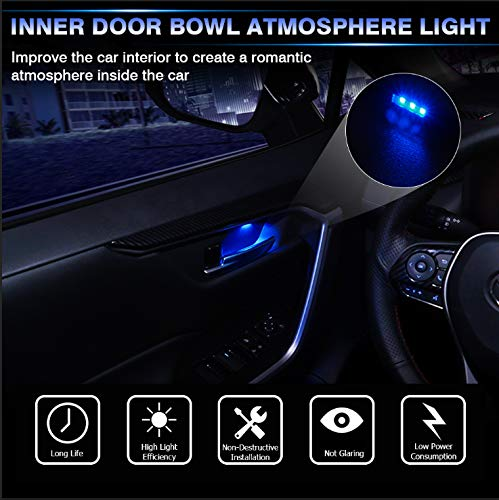 Powerty-LED-Light-Inner-Door-Handle-Bowl-Mood-Lighting-Decorative-Interior-Lamp-for-Toyota-RAV4-2019-2020-2021-4PCSBlue-0-0