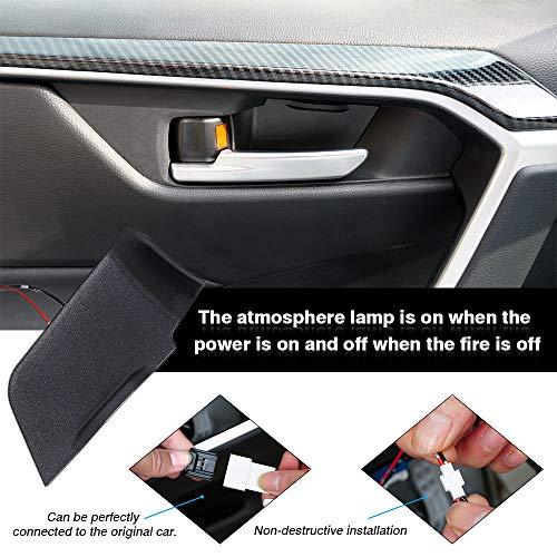 Powerty-LED-Light-Inner-Door-Handle-Bowl-Mood-Lighting-Decorative-Interior-Lamp-for-Toyota-RAV4-2019-2020-2021-4PCSBlue-0-2