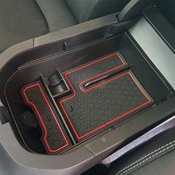 EDBETOS-Center-Console-Organizer-Tray-Compatible-with-Toyota-RAV4-2019-2020-2021-Accessories-Armrest-Secondary-Storage-Box-0-2